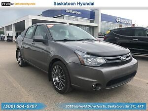 2010 Ford Focus SES PST Paid - No Accidents - Super Clean