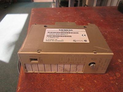 Siemens Simatic S5 Analog Input Module 6es5 464-8mc11 4x10v Used