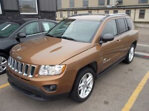 2011 Jeep Compass Limited Limited 70 anniversary edition