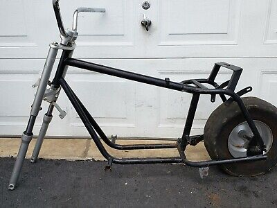 """BUILD A Mini Bike FRAME Plans /""""FREE/""""  Mystery Gift Included with order!"""