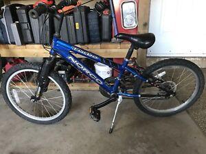 Boys 20 inch Norco bike