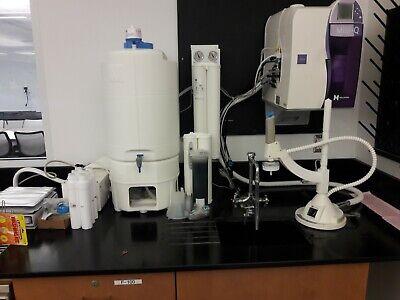 Millipore Milli-q Integra 3 Complete Deionized Water System