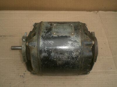 Vintage Emerson Electric Motor  115v 1725 Rpm