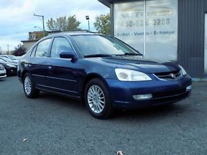 Acura EL TOURING 2003 ***MAGS,AIR CLIMATISE,GROUPE ELECTRIQUE***