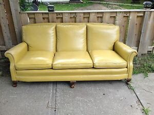 70's style couch