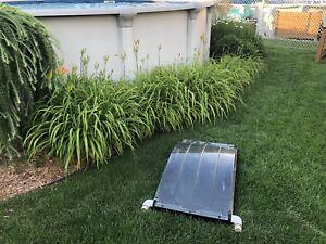 Chauffe eau solaire piscine solar arc