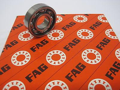 1 Stück FAG Rillenkugellager 6203-C 17x40x12 mm OFFEN Kugellager 6203