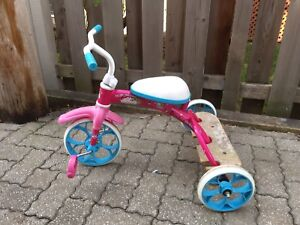Tricycle Louis Garneau fille