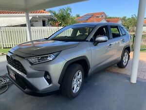 2020 toyota rav4 gx awd hybrid continuous variable 5d