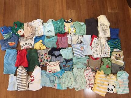 Second Hands Baby Boy Clothes Baby Clothing Gumtree Australia