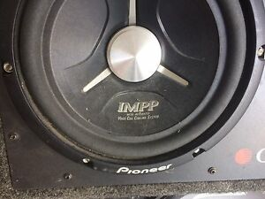 Car Audio - Subwoofers