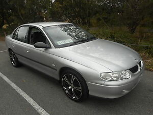 2001 Holden Commodore Sedan GAS/PETROL Moorabbin Kingston Area Preview