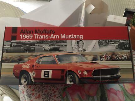Allan Moffats Trans Am 1969 Mustang (Coca Cola)