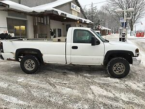 2002 GMC Sierra 2500 2wd shift kit auburn posi