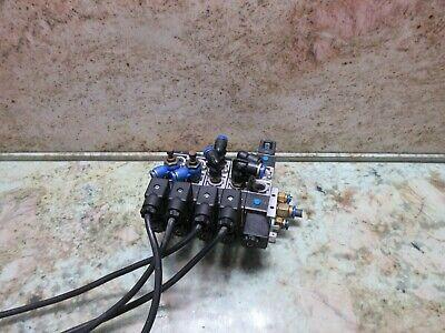 Niscon Mindman Valve 2604e2 Pt 14 Ac110v Solenoid 260-4e1 Yang S-600 Cnc Mill