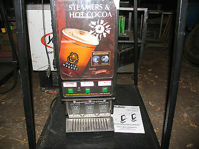 Bunn O Matic Fmd-3 Powder Cappuccino Hot Coco Machine