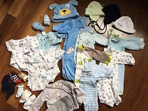 Baby BOY Clothing - All you Need from 0 to 3 months old