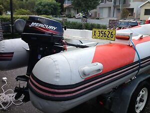 rigid inflatable boat Gwynneville Wollongong Area Preview