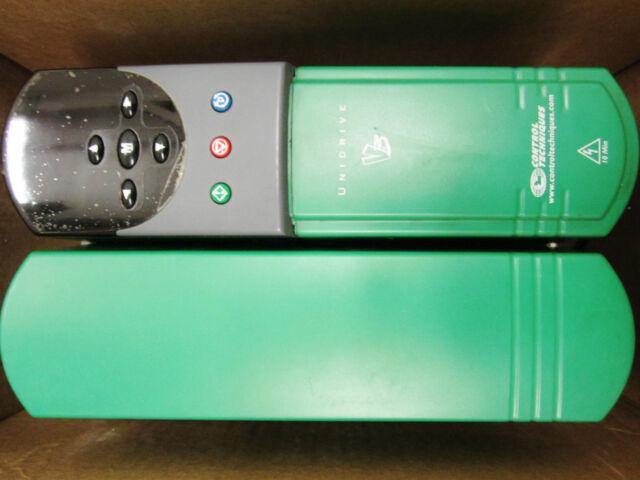 Control Techniques, Unidrive UNI2402, 7.5 KW, 12 Months Warranty, UNI-2402.