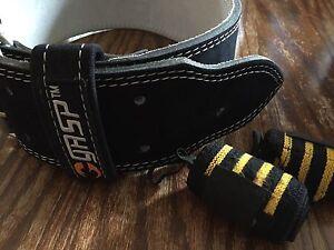 GASP Training Belt & Wrist Wraps for Sale!