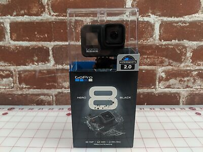 NEW GoPro HERO8 Black 12 MP Waterproof 4K Camera Camcorder *SHIPS FAST*