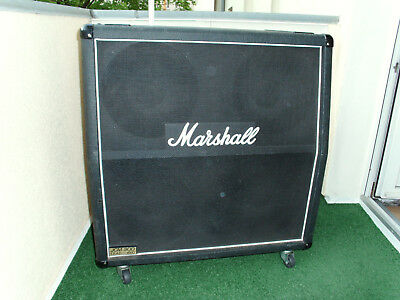 "Marshall Box 1960 A. 4 x 12"" stereo / mono 300 Watt"