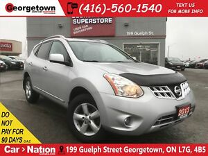 2013 Nissan Rogue SPECIAL EDITION | AWD | ROOF | 78K | NO ACCIDE
