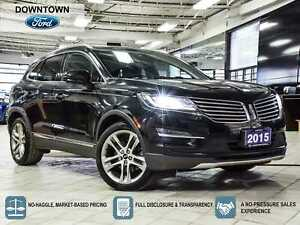 2015 Lincoln MKC NAV | PANO ROOF | PWR LIFTGATE | SELF PARK