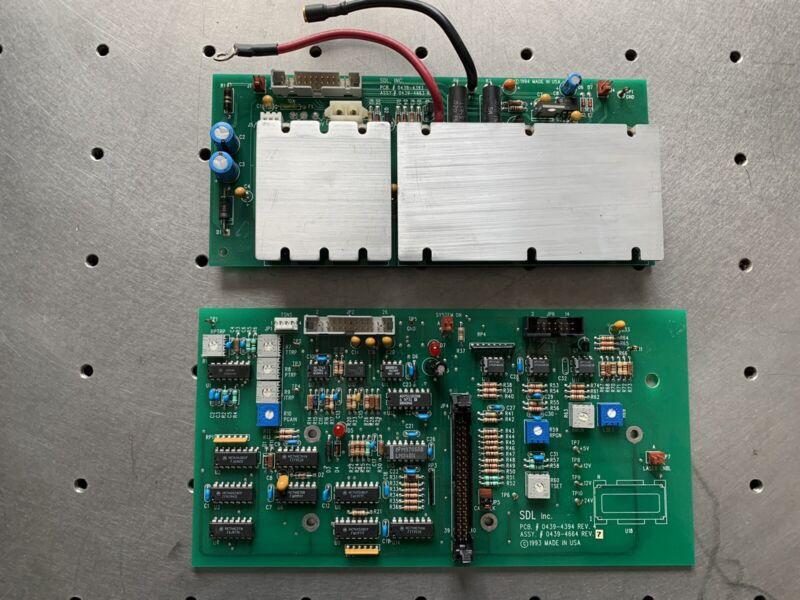 SDL 30A Laser Diode Driver / 10A TEC Temperature Controller