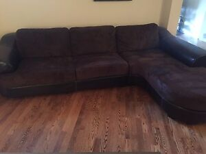 Sofa sectionnel / Sectionnal couch