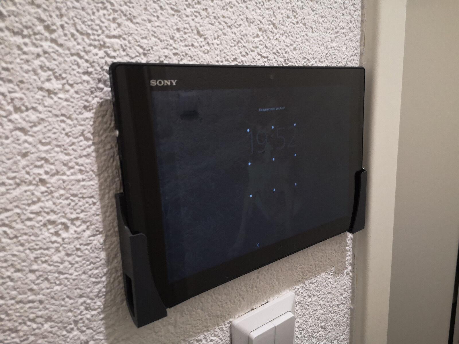 Tablet/Handy Wandhalterung Halter universal, Smarthome/Automation/Entertainment