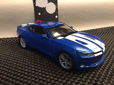 2016 Chevrolet Chevy Camaro SS Coupe Promo Car Damaged Box