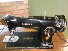 Singer Sewing Machine 201K Ivanhoe East Banyule Area Preview
