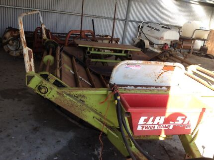 Hay feed out cart Colac Colac-Otway Area Preview