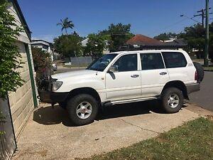 1999 Toyota LandCruiser Wagon Holland Park Brisbane South West Preview
