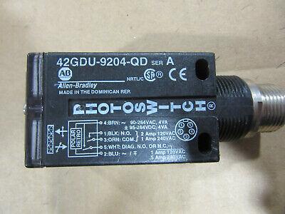 Allen Bradley 42gdu-9204-qd Photo Switch Acdc Vgc With Free Shipping