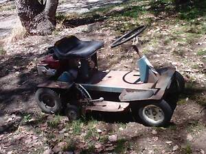 rover colt garden ride on lawn mower small tractor 4 stroke motor Warrandyte Manningham Area Preview