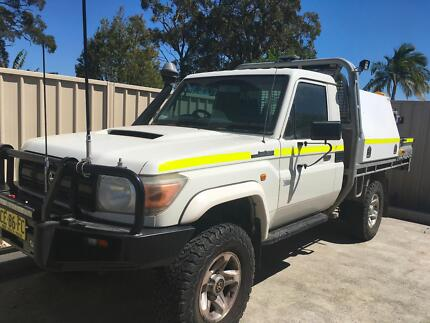 Toyota Land Cruiser ute Charlestown Lake Macquarie Area Preview