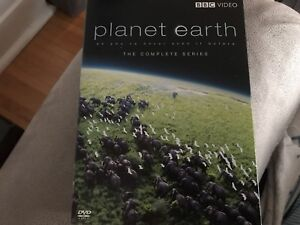 Planet earth DVD complete series