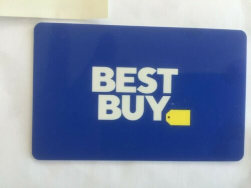 Best Buy $100 PHYSICAL Gift Card FAST FREE SHIPPING!