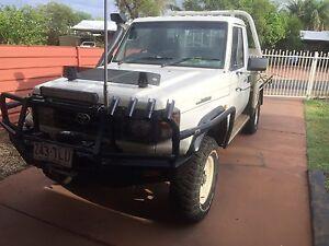 2002 land cruiser ute Alice Springs Alice Springs Area Preview