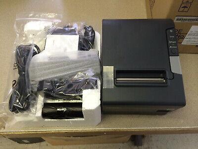 X1 New Epson Tm-t88v Micros Oracle C31ca855911 Thermal Receipt Printer M244a Idn