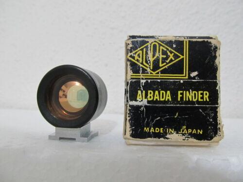 Vintage ALPEX Albada Camera Accessory Range View Finder Japan