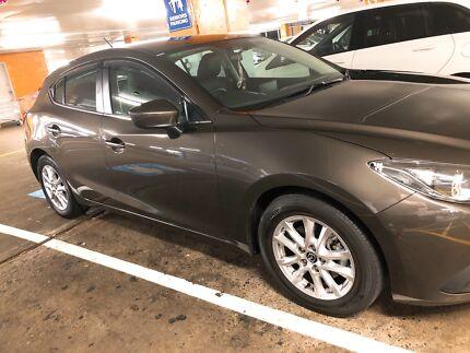 2015 Mazda 3 Torning