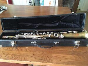 Soprano saxophone Albany Creek Brisbane North East Preview