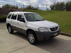 Mazda Tribute Classic Traveller 4x4 Wagon V6 Auto 157,000k Books Tweed Heads South Tweed Heads Area Preview