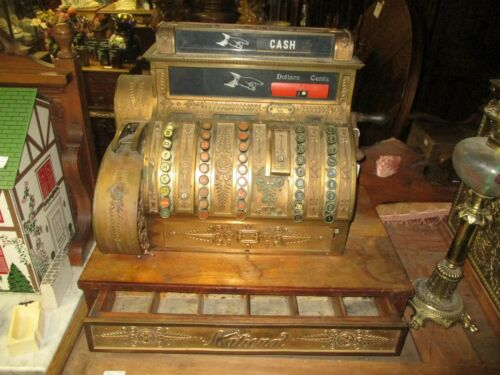 NATIONAL S1947090 #452 CASH REGISTER