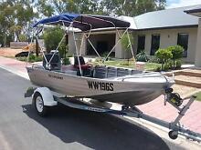 Quintrex 385 Explorer dinghy Renmark Renmark Paringa Preview
