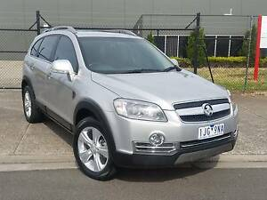 2008 Holden Captiva *7 seater *Low Kms *1 owner *Reg & RWC* Brooklyn Brimbank Area Preview