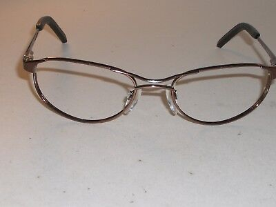 COSTA DEL MAR SV-20 SAVANNAH COPPER FLEX METAL WRAPS EYE/SUNGLASSES FRAMES ONLY